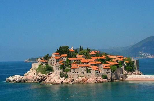Prosecna plata u Crnoj Gori