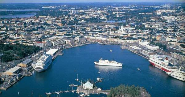 Prosecna plata u Finskoj