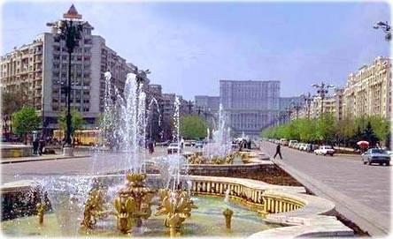 Prosecna plata u Rumuniji