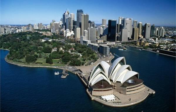 prosecna plata u australiji