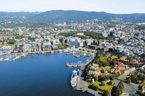 prosecna plata u norveskoj