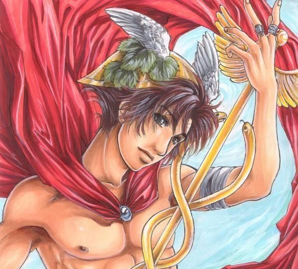 grcki bog hermes