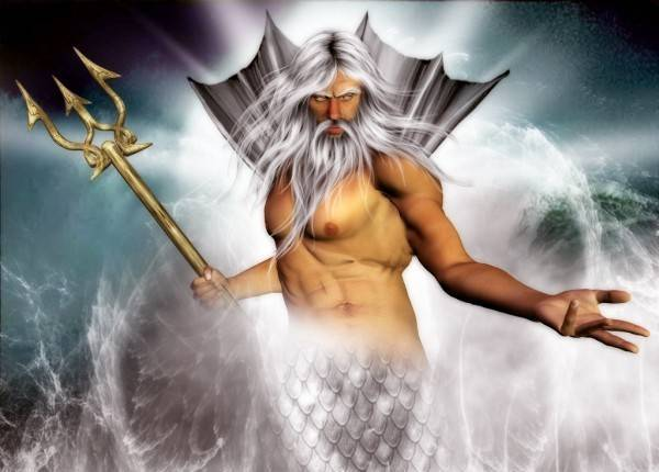 grcki bog posejdon