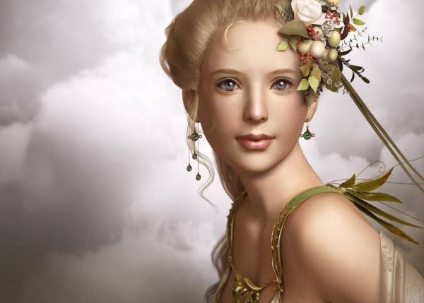 grcka boginja afrodita