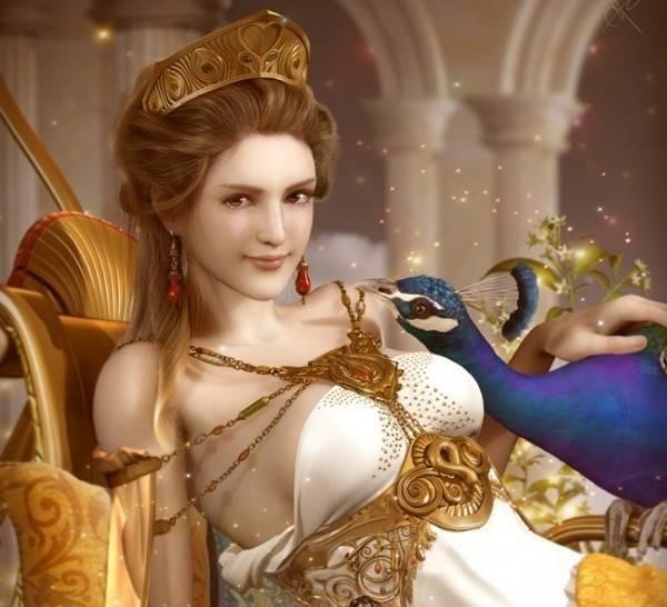 grcka boginja hera