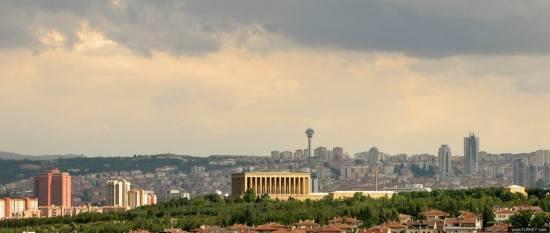 Glavni grad Turske