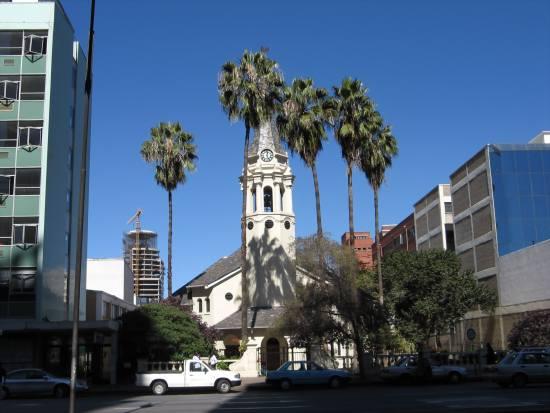 Glavni grad Zimbabvea