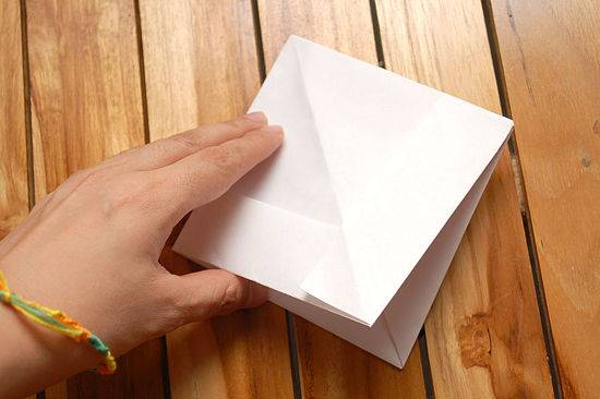 brod od papira izrada