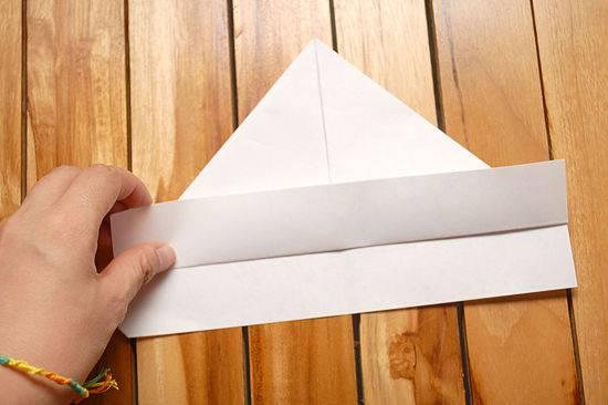 brod od papira napravit
