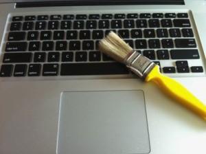ciscenje tastature
