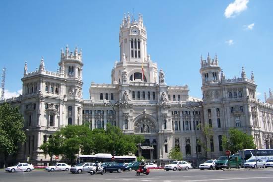 glavni grad spanije madrid
