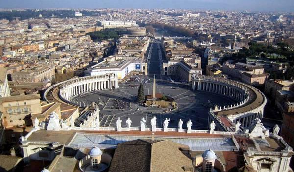 hotelski smestaj u Rimu