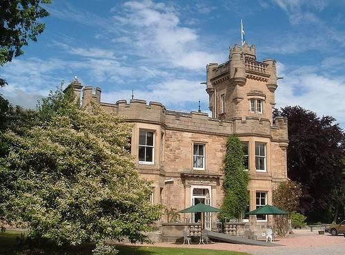 Mansfield Castle hotel - Neobičan hotel Škotska