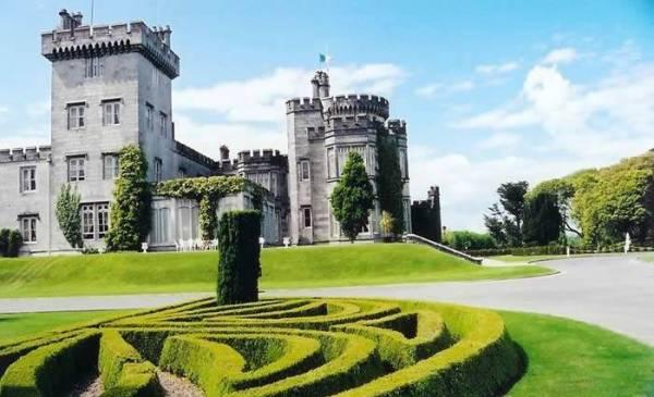 Dromoland Castle Hotel - najneobičniji hotel sveta