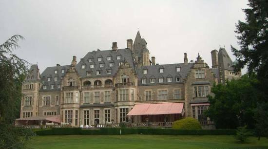 Schlosshotel Kronberg - najdraži hotel u Nemačkoj mnogih turista