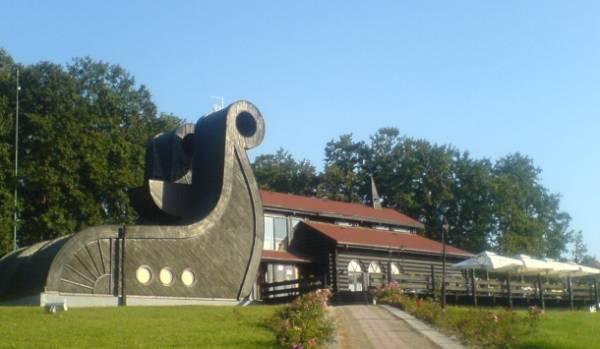 Restoran Norveska kuća u Gornjem Milanovacu