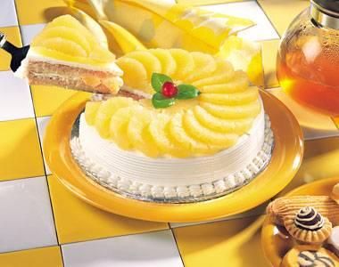 Torta od jogurta sa ananasom