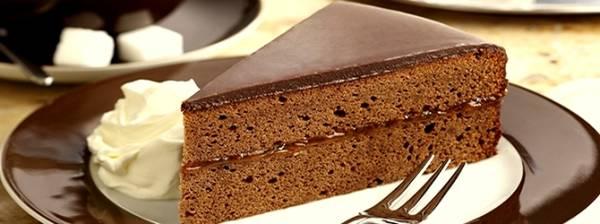 saher torta recept
