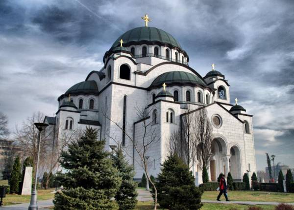 Hram Svetog Save u Beogradu - Istorija, početak izgradnje, dimenzije