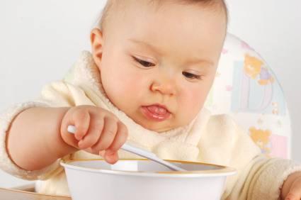 Odsustvo apetita kod dece