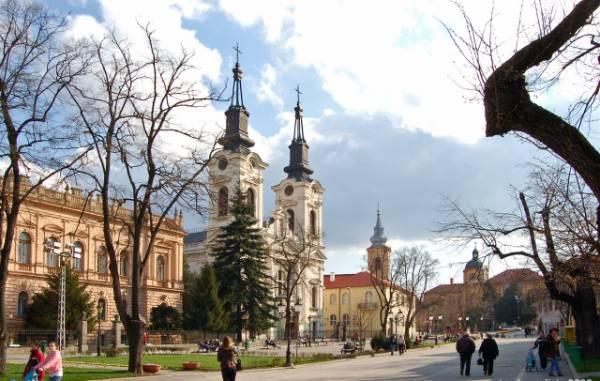 Sremski Karlovci - Znamenitosti, vidikovac, izlet