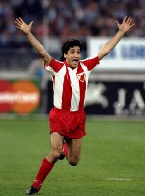 crvena zvezda 1991