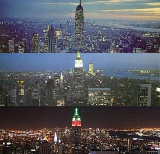 Njujork pre i posle