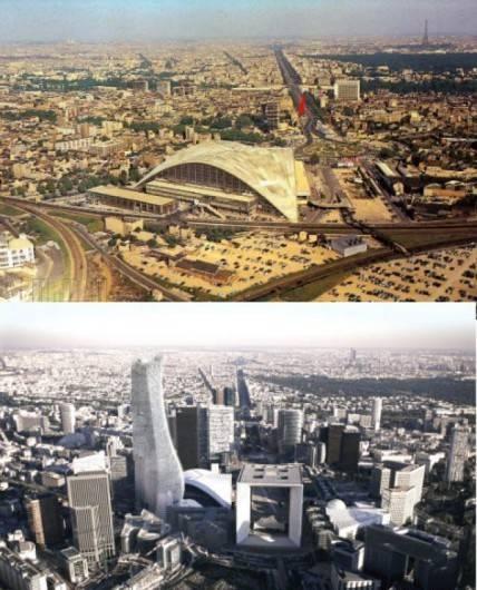 Pariz pre i posle