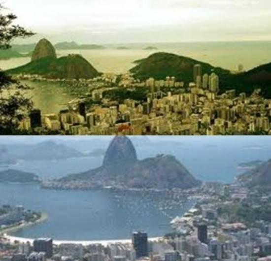 Rio de Ženeiro pre i posle