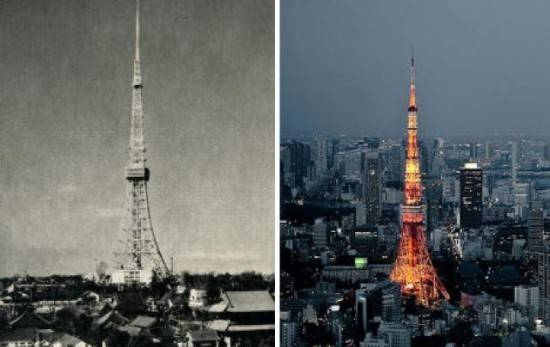 Tokio pre i posle