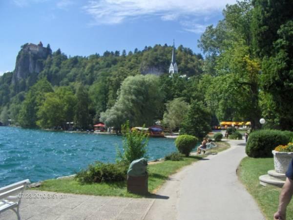 Bledsko jezero, Slovenija - kupanje, istorija, nalazi se