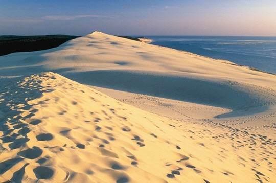Dun du Pila - Najveća pustinja u Evropi