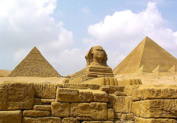 Velike Piramide u Gizi, Egipat