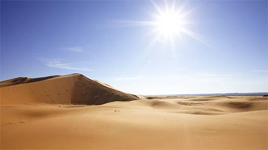 Pustinja Sahara u Africi, zanimljivosti