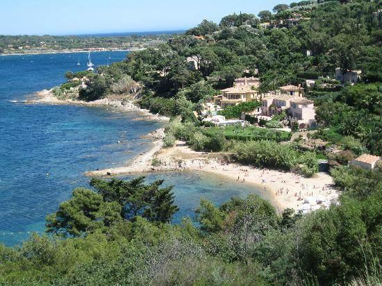 Sen Trope - Predivne plaže za letovanje na Azurnoj obali