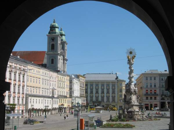 Linc - Najlepši gradovi u Austriji