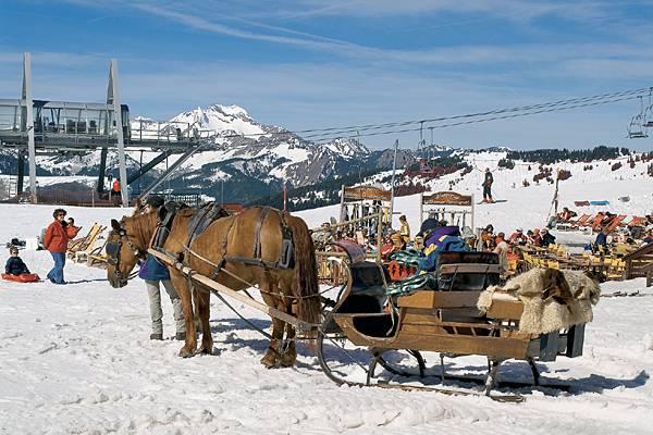 Avoriaz, Francuska - Planinski centar sa prelepim skijaškim stazama