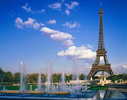 Pariz - Ajfelov toranj, znamenitosti, zanimljivosti
