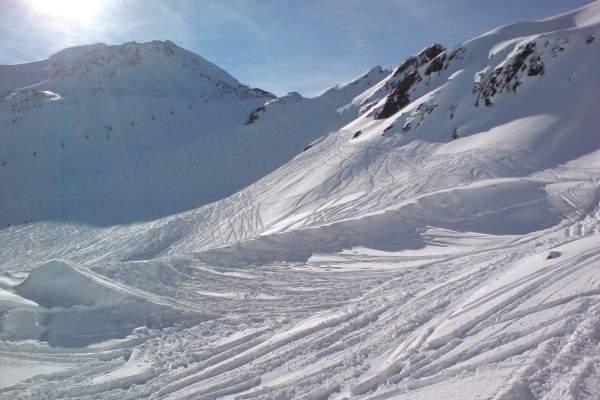 Zolden - Skijaške staze u Austriji