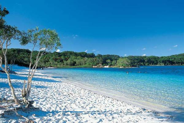 Frejzerovo ostrvo