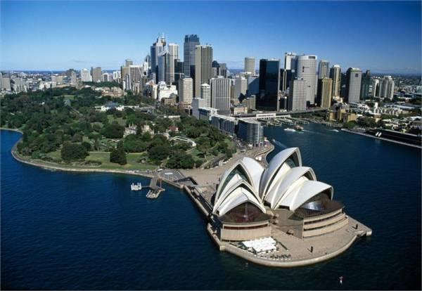 Sidnej turizam