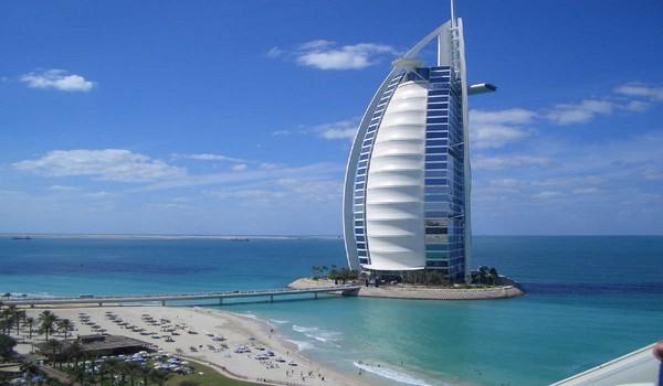 Budž El Arab, Dubaji - Najskuplji hotel na svetu