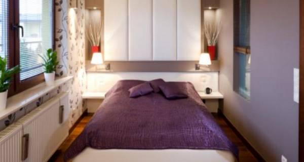 Ideje za uredjenje male spavace sobe