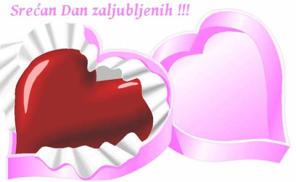 SMS ljubavne poruke za Dan zaljubljenih