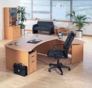 kako urediti kancelarijski prostor