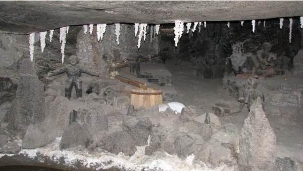 rudnik soli Wieliczka