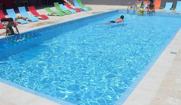 Aquastar Danube kladovo bazen