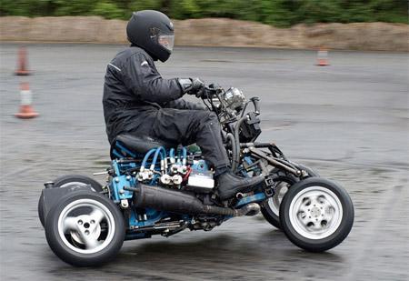 Mototraktor 9