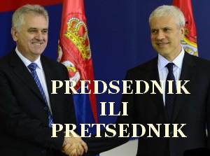 Predsednik ili pretsednik?