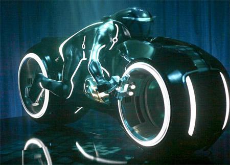 Tron moto 4
